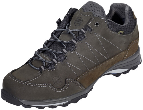 Chaussures Hanwag Lumière Robin Hommes Gore-tex - Gris OA1kY